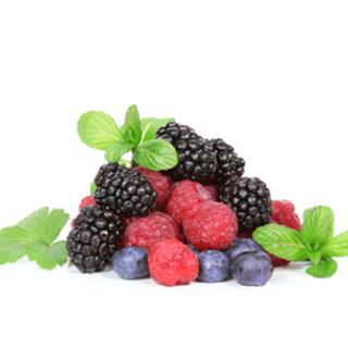 Aroma: Rote Beeren