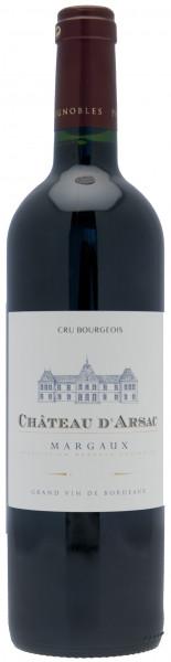 2015 Château d'Arsac Cru Bourgeois Margaux A.C.