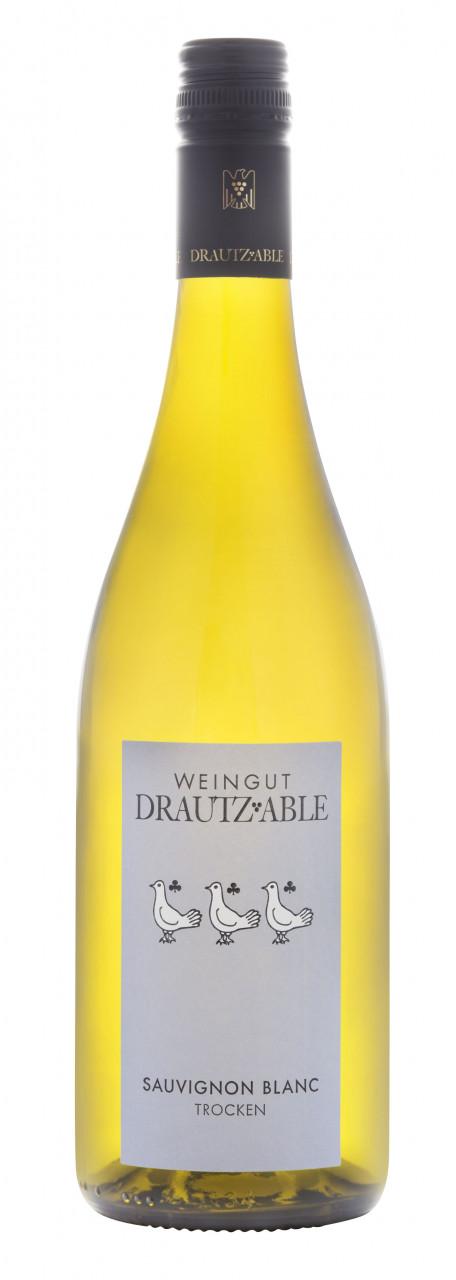 """2016 Drautz-Able Sauvignon Blanc Trocken """"Drei Tauben"""" VDP Ortswein!"""