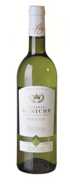 2019 Château Anniche Bordeaux Blanc A.O.C.