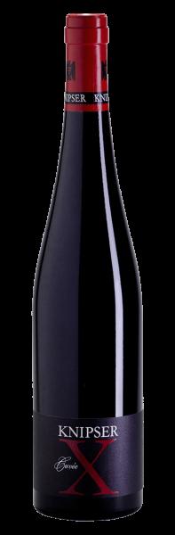 2015 Knipser Rotwein Cuvée X Trocken