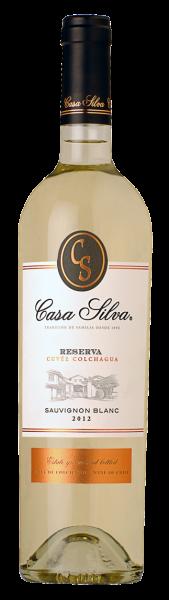 2018 Casa Silva Sauvignon Blanc Reserva
