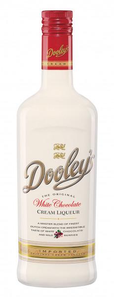 Dooley's White Chocolate Likör 15% 0,7l!