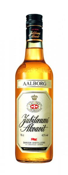 Aalborg Jubiläums Akvavit 40% 0,7l!