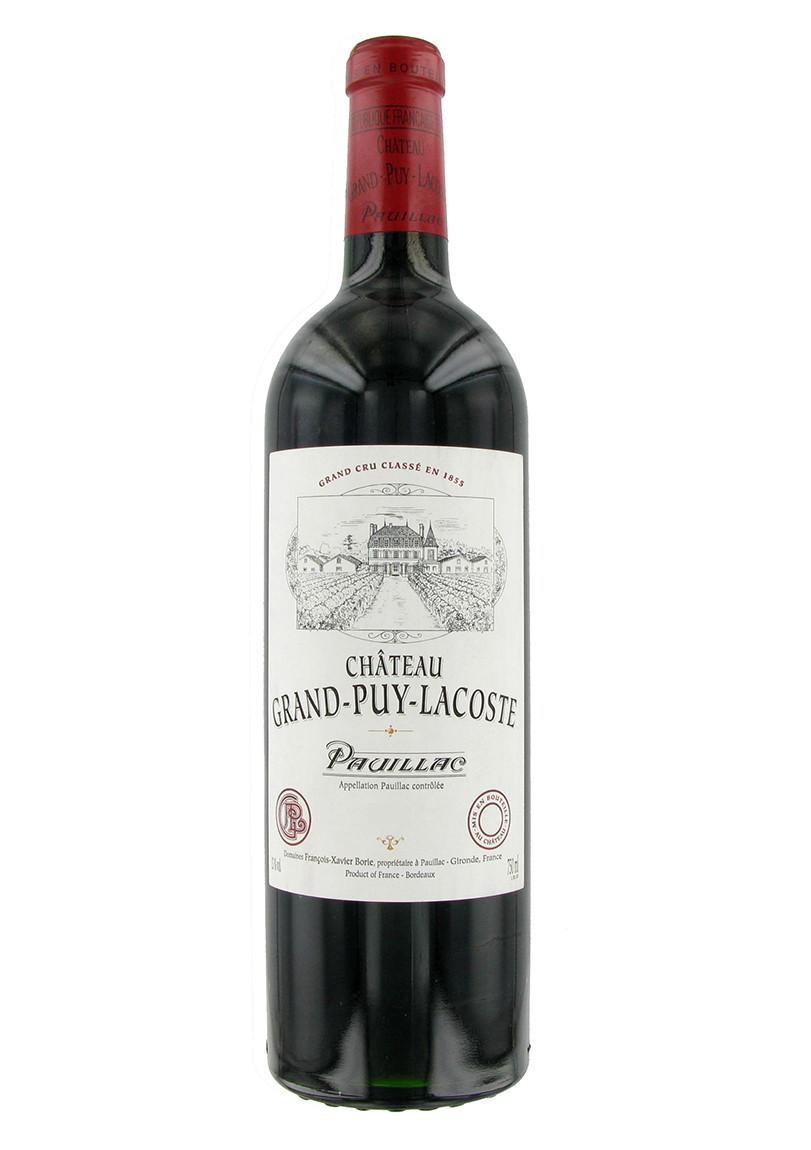 2016 Château Grand Puy Lacoste 5ème Grand Cru Classé Pauillac A.C.