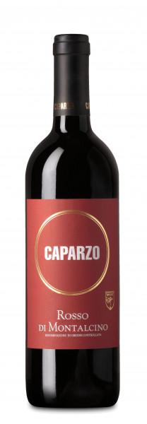 2019 Caparzo Rosso di Montalcino D.O.C.!