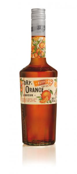 De Kuyper Dry Orange Likör 0,7l