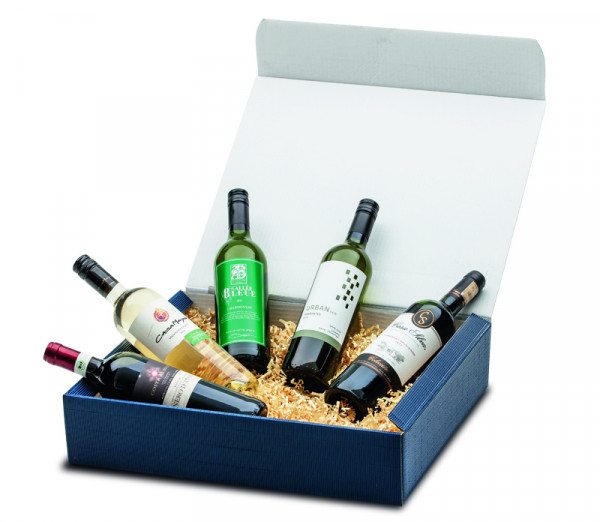 Geschenkpackung Wines of the World