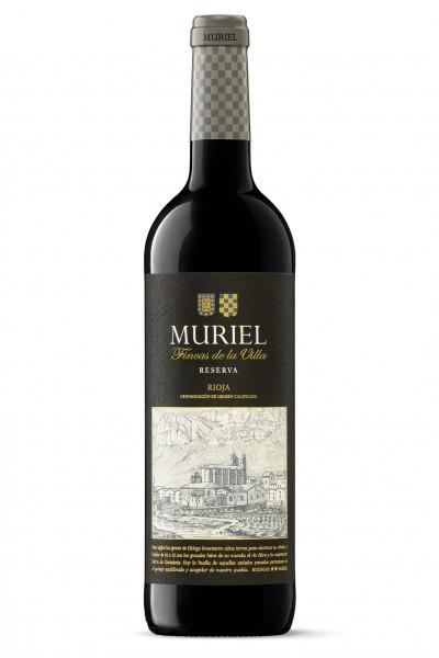 2016 Muriel Reserva Rioja D.O.C.