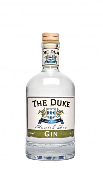 The Duke Gin Munich Dry 45 % 0,70 l Bio (ABCERT:DE-ÖKO-006)