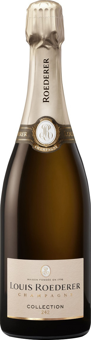 Louis Roederer Collection 242 Champagne 12% 0,75l