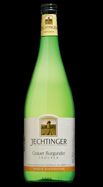 2018 Jechtinger Grauburgunder Trocken 1,00 l