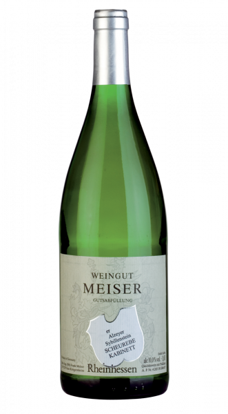 2019 Meiser Alzeyer Römerberg Scheurebe Kabinett 1,00l