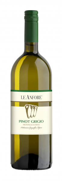 Zonin Le Anfore Pinot Grigio Pavia I.G.T. 1,00 l