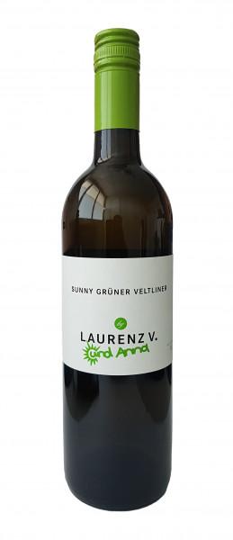 2014 Laurenz und Anna Sunny Grüner Veltliner 0,75l!