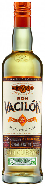 Ron Vacilon Anejo 3 years 40% 0,7l