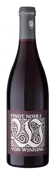 2011 Von Winning Pinot Noir I. Trocken!