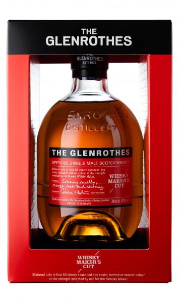 Glenrothes Whisky Makers's Cut Speyside Single Malt Whisky 48,8% 0,7l!