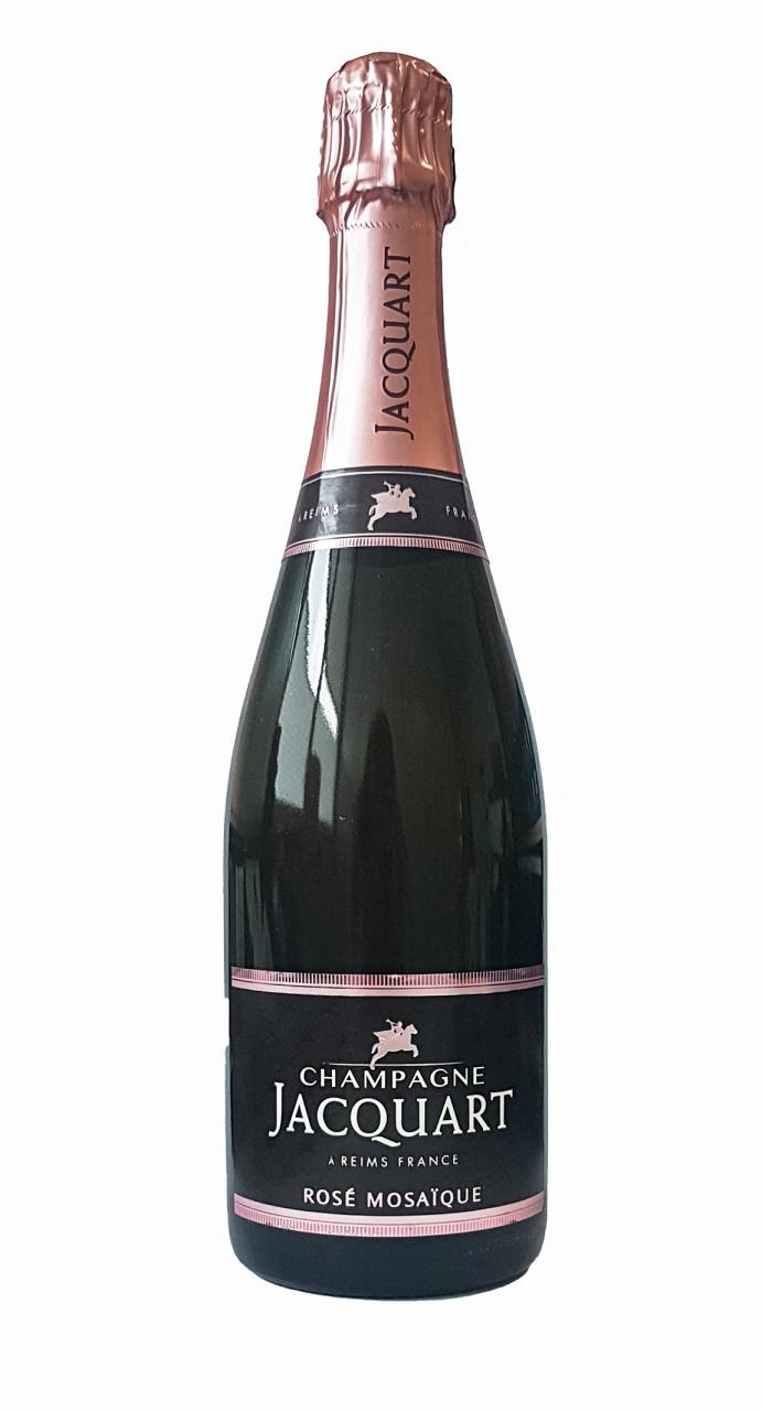 Jacquart Mosaique Rosé Champagne 0,75l