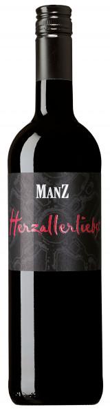 2018 Manz Herzallerliebst Rotweincuvée Feinherb!