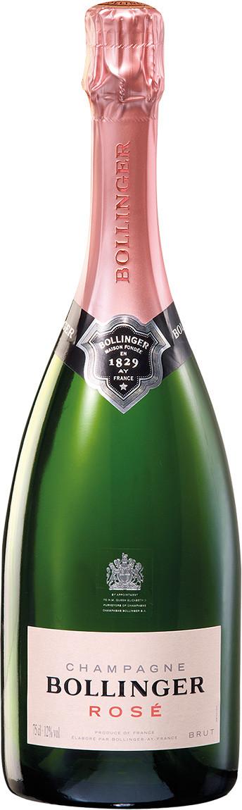 Bollinger Rose Champagner A.O.C. 0,75l