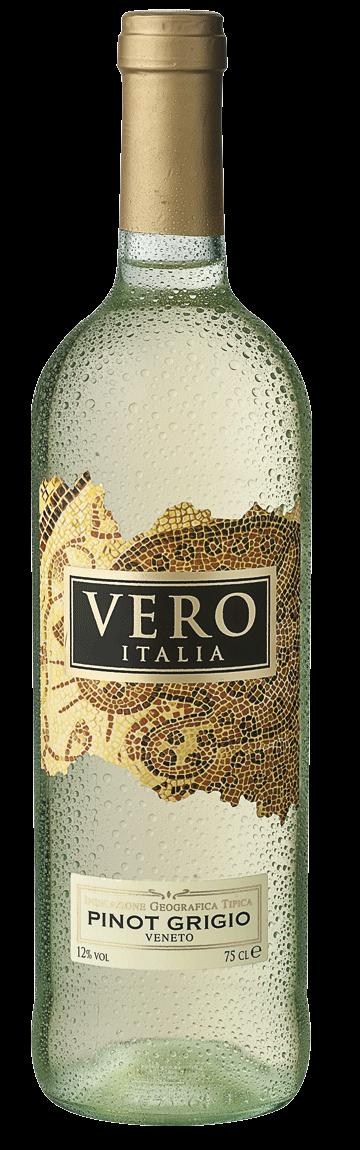 2018 Vero Italia Pinot Grigio Delle Venezie D.O.C.