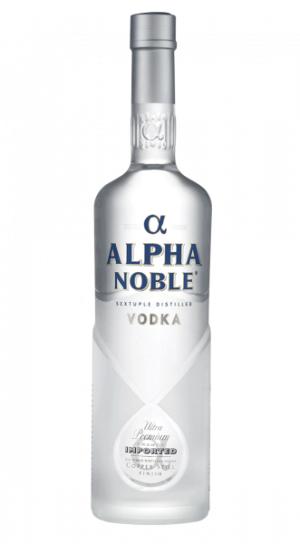 Alpha Noble Vodka 40% 1,0l!