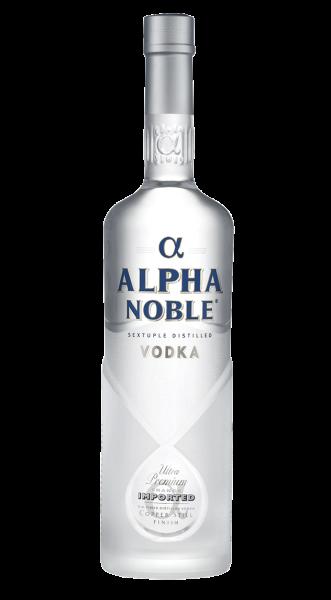 Alpha Noble Vodka 40% 1,0l