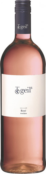 2020 Geils Rosé Trocken 1,0l