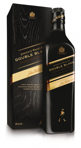 Johnnie Walker Double Black Whisky -Limited Edition- 40% 0,7l