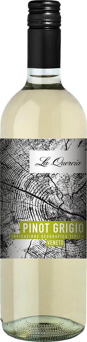 """2019 Bennati Pinot Grigio delle Venezie D.O.C. """"La Quercia"""" 1,0l"""