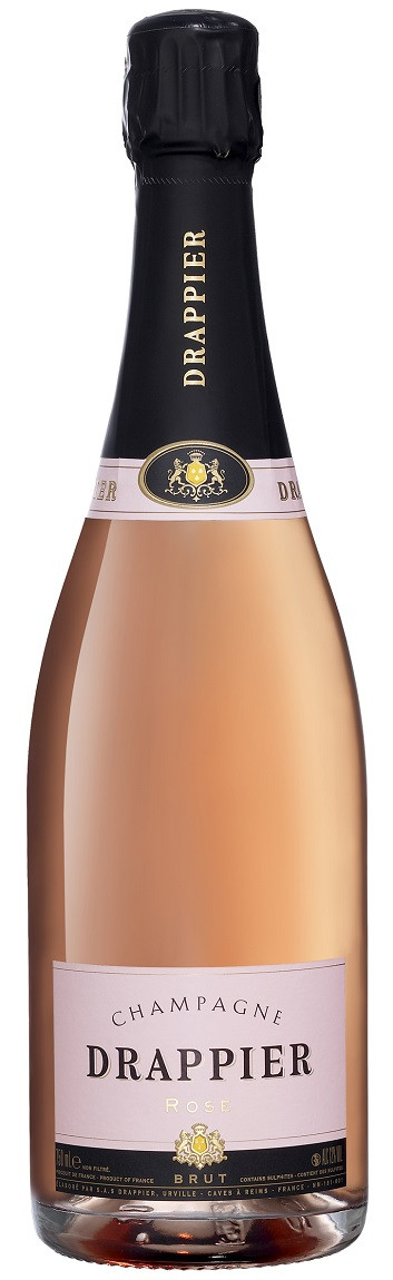 Drappier Champagne Rosé de Saignée Brut 0,75l