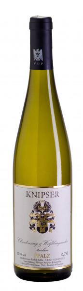 2018 Knipser Chardonnay & Weißburgunder Trocken