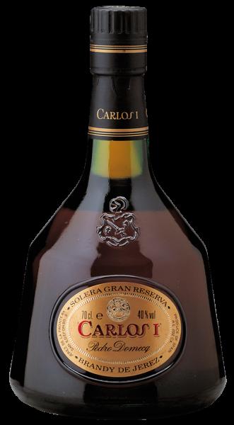 Carlos I 40% 0,7l