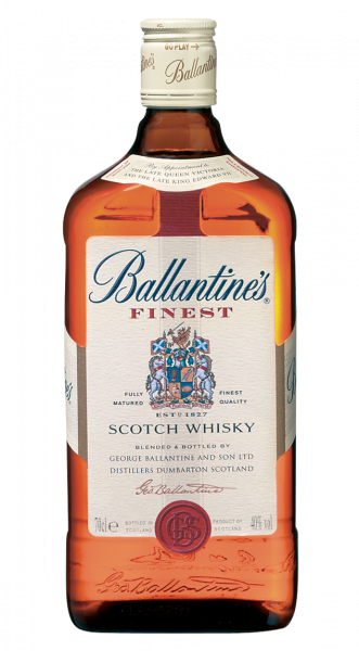 Ballantine's Finest Scotch Whisky 40% 1,0l