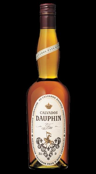 Dauphin Calvados Fine Pays d'Auge 40% 0,7l