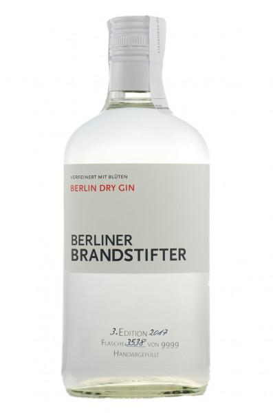 Berliner Brandstifter Dry Gin 0,7l