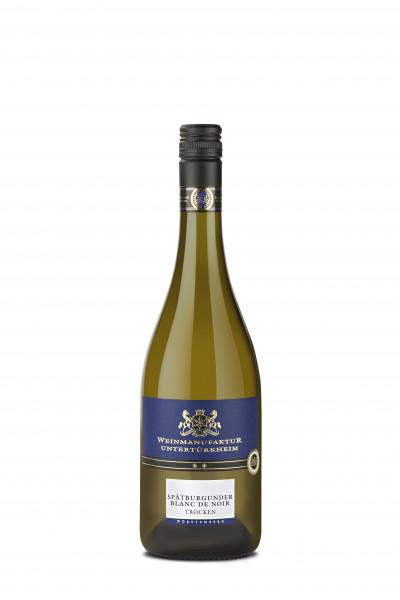 2017 Weinmanufaktur Untertürkheim Spätburgunder Blanc de Noir * Trocken