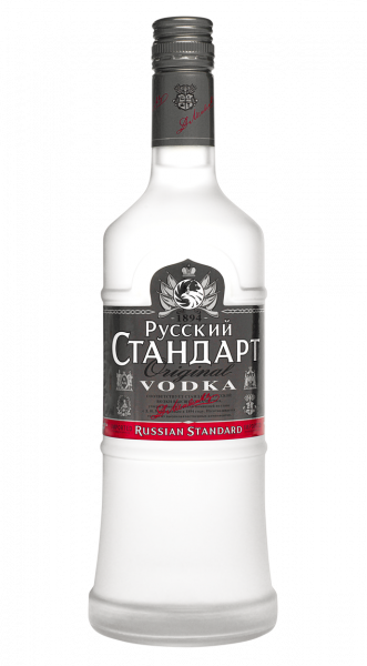 Russian Standard Vodka 40% 1,0l