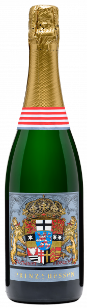 Prinz von Hessen Lagensekt Johannisberger Klaus Brut Trad. Flaschengärung 0,75l