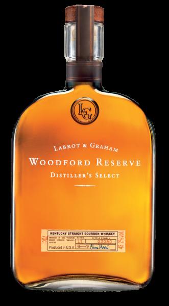 Woodford Reserve Kentucky Straight Bourbon Whiskey 43,2% 0,7l