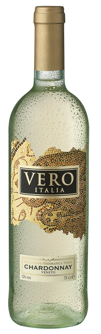 2018 Vero Italia Chardonnay Veneto I.G.T.!
