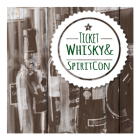 TICKET Whisky & SpiritCON 2018 am 28.04.2018 Whisky und Spirituosen- Messe