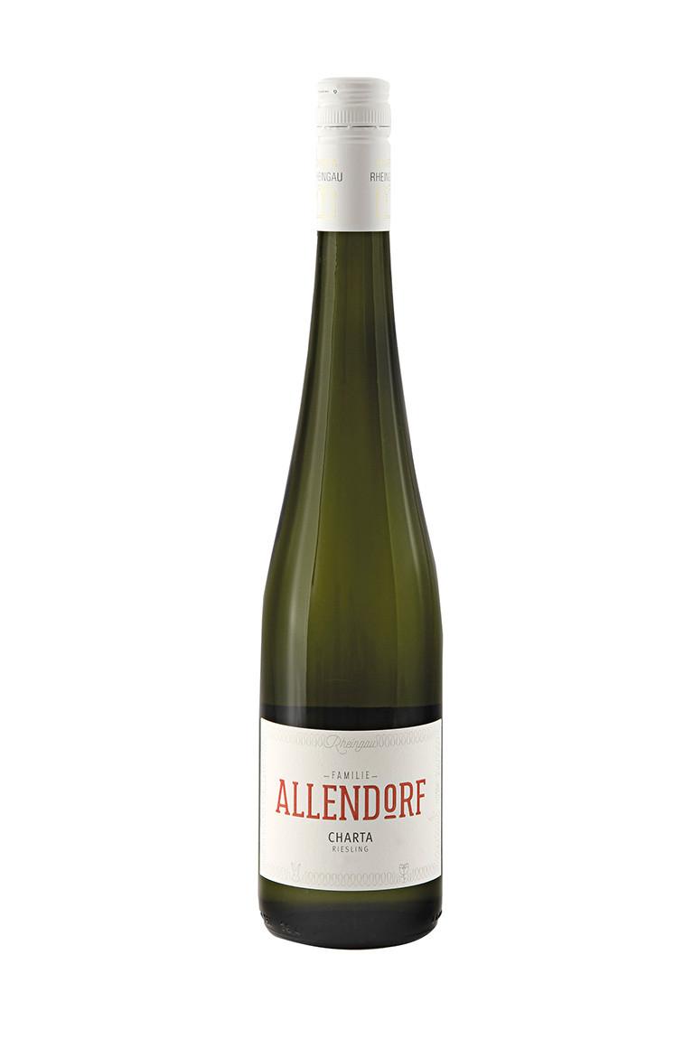 2015 Allendorf Charta Riesling