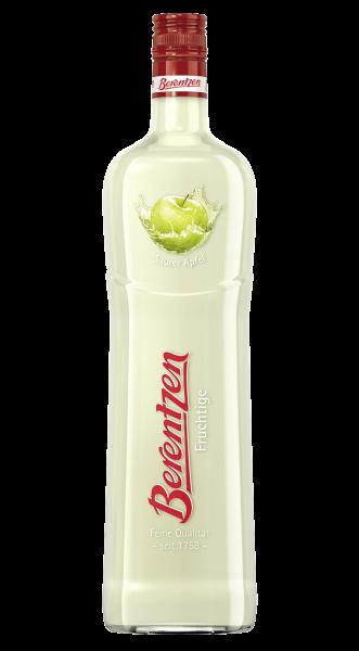 Berentzen Saurer Apfel 16% 1,0l!
