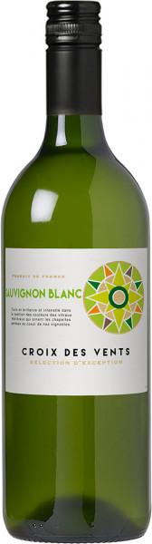 2018 Croix des Vents Sauvignon Blanc I.G.P. 1,0l