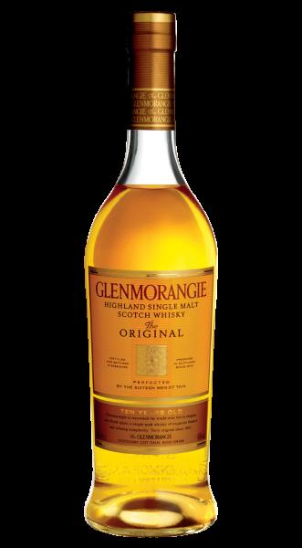 Glenmorangie The Original 10 years Highland Malt Whisky 40% 0,7l