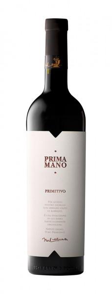 2016 A Mano Prima Mano Primitivo Puglia I.G.T.
