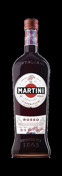 Martini Rosso Vermouth 14,4% 1,0l