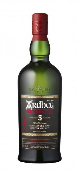 Ardbeg Wee Beasty 5 years Single Islay Malt Whisky 47,4%